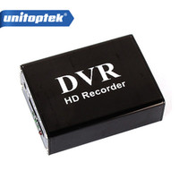Wholesale Super Smart Mini Hidden HD Channel DVR Board real time The Fashional Shape Security DVR Color Black