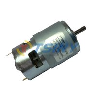 Wholesale Electric Motor For Fan - Free shipping,775 High Torque 12V 5500rpm Micro DC Motor for Hair Dryer Fan Electric power tools DIY parts