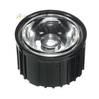 Wholesale Freeshipping mm degrees LED Lens Reflector For W W W High Power LED Lamp Light
