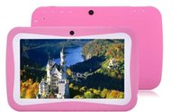 Niños Cartoon Tablet PC 7