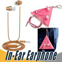 Wholesale Blackberry Newest - Newest Langsdom J10 In Ear Earphone HIFI Bass Stereo Headset with Mic 3.5mm metal Earbuds For iPhone Samsung Android with Retail Package