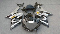 Fairings bodywork for 2000 2001 2002 SUZUKI GSXR1000 GSX R1000 K2 00 01 02 GSXR 1000 silver black Fairing body kit+gifts SM88