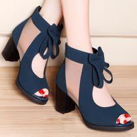 горячая обувь продавца оптовых-Элегантная женская обувь Мода высокий каблук горячий продавец новый стиль Женская обувь