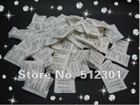 Wholesale Dry Silica Gel - new 2014 free shipping 100 Packs Silica Gel Desiccant 1g   pack Absorb Moisture Dry Dag