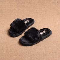 Wholesale Comfort Shoes Wholesale - Wholesale-2015 Autumn Winter for child kid girl boy women men slippers comfort antislip home shoes thicken plush cotton-padded shoes