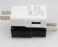 EU USB USB Wall Charger Full 2A Power Plug Adapter pour Samsung Galaxy Note 2 3 4 N7100 S4 i9500 S3 i9300 S5 i9600