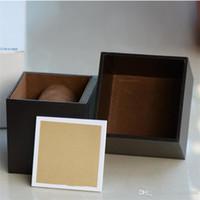 luxus uhrenverpackung großhandel-Hochwertige Uhren Box Geeignet für Luxus-Paket Uhren Box, Luxusuhren Box + Englisch Anweisungen, Wholesale Freies Verschiffen