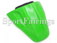 Wholesale Motorcycle Seat Cowl Back Cover For Kawasaki Ninja ZX R ZX10R Injection ABS Plastic Fairing Seat Cover Green New