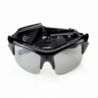 Wholesale Roller Skates Sales - 2015 New Arrival Hot Sale Digital Audio Hidden Spy Video Camera DV DVR Sunglasses Sport Camcorder Recorder For Driving Outdoor