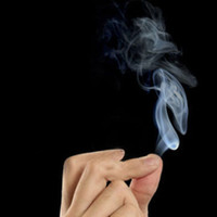 Wholesale Magic Tricks Free Shipping - Magic Smoke from Finger Tips Magic Trick Toys Surprise Prank Joke Mystical Fun Toy Free Shipping