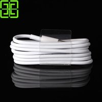 Wholesale Tablets V9 - Micro USB Cable V8 V9 1M 3FT 2M 6FT 3M 10FT BEST Quality USB Cable Data Sync Charger Cable Black & White