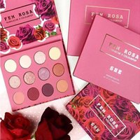 Wholesale sell eye shadow palettes resale online - Hot Selling Colourpop Cosmetics Rosa She Pressed Powder Eyeshadow Palette Colors Makeup Eye Shadow Palette