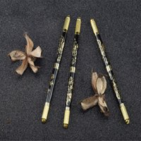 Wholesale Tattoo Cross Hand - Permanent Makeup Manual Pen Embroidery Pen Handmade Tattoo Pen Mixed Color Hand Single Cross Stitch Floating Eyebrow