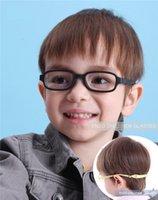 eine optische großhandel-Boy Brillengestell mit Strap Größe 43/16 einteilig keine Schraube sicher, optische Kindergläser, biegsamen Mädchen flexible Brillen