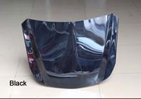 Wholesale Glass Model Cars - Metal car speed shape 55*41cm car bonnet display model painted hood for Automotive glass coating display MX-179E-1 4colors