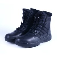 Wholesale Insulated Rubber - Men's Insulated Waterproof construction Rubber Sole Winter Snow Skii Boots