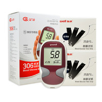 blood sugars - yuwell monitors blood glucosemeter yuyue blood sugar tester glucometer monitor diabetes tester blood sugar machine FDA strips
