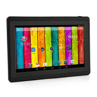 Tablet PC originale Boxchip Q8H da 7 pollici Android Allwinner A33 quad core Android 4.4 2400 mah supporto 3G dongle