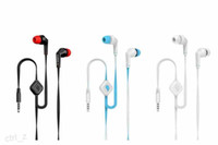 auriculares langston al por mayor-Langston JD88 para iPhone 6 6s más auriculares en la oreja para Iphone IPOD ipad pro Hi-Fi Bass con auriculares de micrófono Auriculares con micrófono