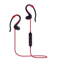 hece kablosuz bluetooth kulaklık toptan satış-Hece Bluetooth 4.1 Spor Kulaklık 5 Saat MusicTalk Süresi 180 Saat Bekleme Süresi Kablosuz Spor En İyi Yılbaşı Hediyeleri ücretsiz kargo