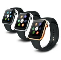 A9 Bluetooth Smart Watch con cardiofrequenzimetro per Apple Iwatch iPhone Samsung Android IOS Phone Smart Watch con pacchetto di vendita DHL 5pcs