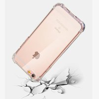 Wholesale iphone protective case - Air Sac Case For iPhone X s Plus Samsung Galaxy S8 Plus Note TPU Protective Cover Balloon Drop Anti Knock Custom Logo