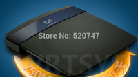 extensão do repetidor do roteador da gama wifi venda por atacado-Roteador sem fio de banda dupla Cisco Linksys EA3500 N750 Roteador Wi-Fi sem fio através de paredes ap