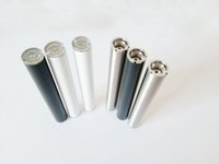 led ışıklar ücretsiz toptan satış-Sıcak satış 350 mah 510 Konu otomatik O-PEN Tomurcuk Pil Alt Led Işıkları ile fit G2 CE3 Co2 Cam Kartuş DHL Ücretsiz Kargo