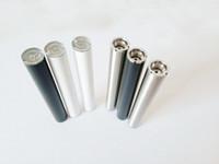 luz de hilo led al por mayor-Venta caliente 350 mah 510 Hilo O-PEN automático Batería de brote con luces LED inferiores aptas G2 CE3 Co2 Cartucho de vidrio Envío de DHL