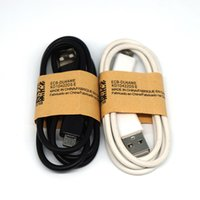 Wholesale Cheapest Blackberry - Wholesale Cheapest Price V8 Type C USB Cables Lightning 1M 3FT OA 2.6MM Charging Data Micro USB Cables Charging Data Sync Cords