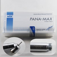 Wholesale Dental Handpiece Nsk Push Button - NSK Pana Max Dental Surgical 45 Degree High Speed Handpiece Push Button 2H