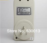 Wholesale Eu Plug Energy Meter - Wholesale-New 240V High Quality EU Plug LCD Digital Electric Energy Meter Power Meter,Wattmeter,Voltage Meter Amper Monitor Voltmeter TM10