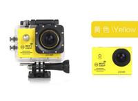 ltps lcd großhandel-2016 Hot SJ7000 Action Kamera Wifi 2,0 zoll LTPS LED HD 1080 P Sport Wasserdichte DV Extreme Mini Cam Recorder Marine Tauchen