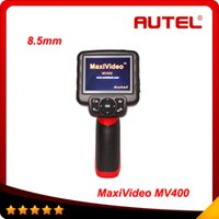 Wholesale Inspection Camera For Ship - 2015 New Arrival Autel MaxiVideo MV400 Digital Videoscope with 8.5mm Diameter Imager Head Inspection with Fast Shipping