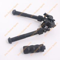Wholesale cnc precision - Drss CNC Making BT10-LW17 V8 Atlas 360 degrees Adjustable Precision Bipod With QD Mount And Metal Grip For Hunting(DS1930)