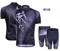 Wholesale Cheap Cross Clothing - Wholesale-rider Mesteyo cycling clothing and shorts set road mountain bike cyclo-cross sports wear cheap cycle jersey free shipping