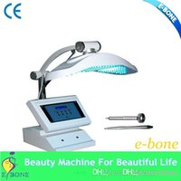 Wholesale Facial Materials - 2015 Multifunction and new ABS Material Skin whitening phototherapy pdt facial machine with factory price free shipping