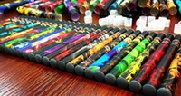 Wholesale toy cigarettes for sale - Group buy Hookah Eshisha disposable electronic cigarette tube E cigs puffs various fruit flavored hookahs new