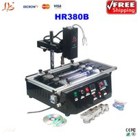 Wholesale Motherboard Rework Station - HR BGA Rework Station HR380B with two independent zones,motherboard chips repair weilding machine,FREE SHIPPING