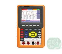 Wholesale Owon HDS2062M N Handheld Color LCD Oscilloscope MHz MSa s channel in Multimeter and Oscilloscopes including Briefcase