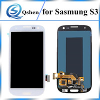 Per Samsung Galaxy S3 i9300 LCD Display Assembly Touch Digitizer sostituzione dello schermo One by One