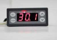 Wholesale pc thermostat resale online - hot selling Digital Temperature Controller Electronic thermostat V V V V WH9002B