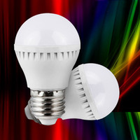 Wholesale Led E27 Cheap - LED Bulbs E27 Globe Bulbs Lights 3W Wholesale Cheap LED Light Bulb Warm White Super Bright Light Bulb Energy Saving Light