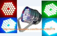 Spedizione gratuita 4 pezzi / lotto 36 * 3W 3 in1 LED Par Lighting LED Stage High Power LED Lighting
