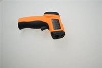 Wholesale infrared laser thermometers - infrared thermometer GM300 LCD Digital Infrared Thermometer Pyrometer Laser Point Temperature Meter