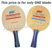 hrt tenis de mesa al por mayor-Al por mayor- HRT 2076 Medium Fast Table Tennis Blade para PingPong Racket
