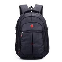 Wholesale Laptop Backpacks Swissgear - New 2017 men's waterproof oxford swissgear Backpack Men 15 inch Laptop bag sac a dos men Urban backpack swiss Travel backpack