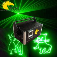 ingrosso sistemi di esposizione laser-Verde 500mw fascio laser animazione scheda SD illuminazione / sistema laser show / dj light / show / lazer light / laser dj lite