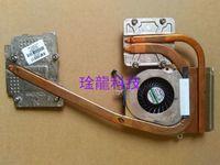 Wholesale Laptop Heatsink Fan - 652675-001 652677-001 cooler for HP 8560W laptop cooling heatsink with fan