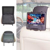 Wholesale Mounted Car Dvd Player - TFY Universal Car Headrest Mount Holder for Portable DVD Player Cover Case
